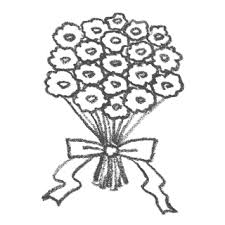 花束のイラスト 無料で使える誕生日のフリー素材商用利用加工可
