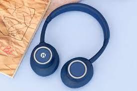 Tai nghe Bluetooth Kanen K9 xanh dương