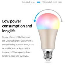 Cox Homelife Compatible Lights Amazon Com Sutianzhang Smart Bulb Wifi Dimmable A19 E27