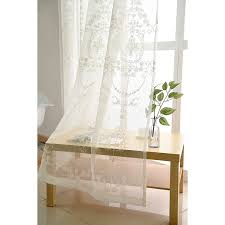 Kitchen Voile Curtains