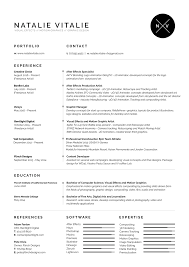 Graphic Resume Examples Graphic Design Resume Sample Guide