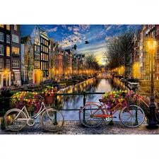 "Купить <b>Educa 17127 Пазл 2000</b> деталей ""Амстердам"" - цена в ..."