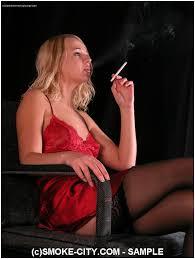 Free smoking fetish glamour smokers