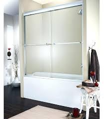 sliding shower doors for tubs sliding shower doors for bathtubs bathtub glass doors glass