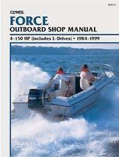 force hp service manual google search bayliner force hp clymer 50 hp force outboard engine shop service repair manual 1984 1999 84
