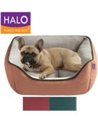 halo pet bed.  Halo JLA Pets HALO Reversible Rectangular Cuddler Bed Teal U0026amp  In Halo Pet A