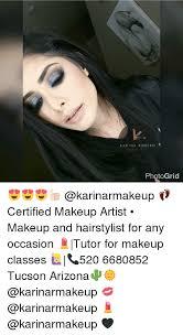 memes arizona and karina romero makeup artist photogrid