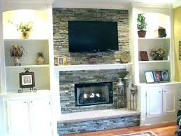 pictures of over fireplace ideas mounted best above tv mantel mount view in gallery givi