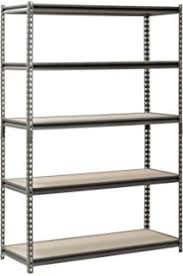 rack. muscle rack ur481872pb5psv silver vein steel storage 5 adjustable shelves 4000