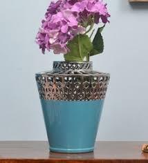<b>Flower Vases</b> - Buy Wooden & Metal <b>Flower Glass Vase</b> Online in ...