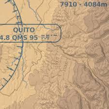 Sequ Airport Charts Sequ Quito Mariscal Sucre Intl