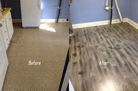 painting laminate floors before and after sevenstonesinc