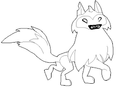 Animal Jam Coloring Pages Monkey Animal Jam Coloring Pages Pets