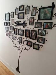 ... Decorative Wall Frames Photos Modern Art Love Family Wall Decoration  Wood Picture Photo Frame Set Wall ...