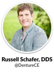 Christmas Denture Story by Dr. Russell Schafer