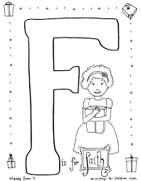 Is For Faith Coloring Pages Free Sheets Kids Easter Bunny With Dogs