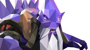 dark seer dota 2 polygon wallpapers hd download desktop dark seer