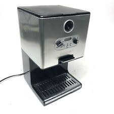 It was still brewing, after 6 or 7 years, but cup holder platform broke. Cuisinart On Demand Coffee Maker Dcc 2000 12 Cups For Sale Online Ebay