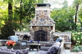 stunning ideas outdoor fireplace accessories diy designs plans