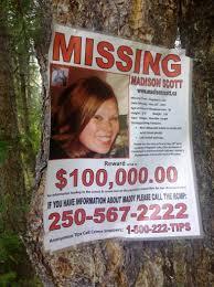 """Résultat de recherche d'images pour """"maddy scott missing"""""""