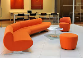 orange office furniture. Latest Office Reception Couch Info You Are Viewing Furniture Design With Orange