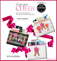 receive your choice of 13 pc gift with your 45 multi brand purchase