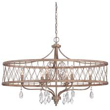 minka lavery west liberty olympus gold 16 inch six light drum pendant