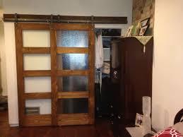 Closet Barn Doors Bypass Barn Door Hardware Vintage Bypass Sliding Barn Door