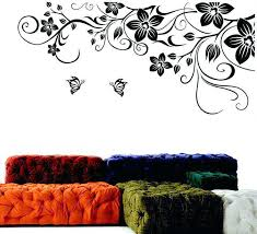 flower wall decal pink 3d decals hobby lobby uk
