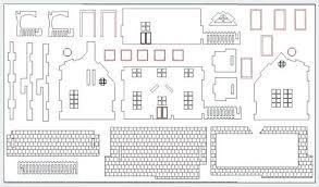 miniature furniture plans. Doll House Free Plans Super Design Ideas Pattern Miniature Dollhouse Furniture R
