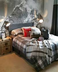 Stuck For Bedroom Ideas For Your Teenage Ski Mad Son. Why Not Create Your  Very Own Ski Room?