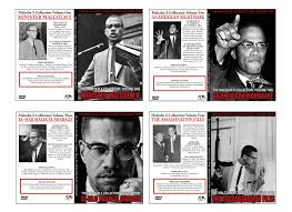 malcolm x dvd collection malcolm x malcolm x 4 dvd collection