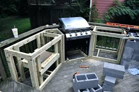 metal stud framing for outdoor kitchen full size of how to build an grill island kits modular outdoor kitchens