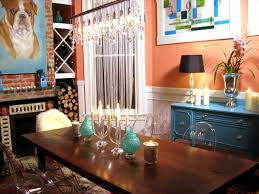 Living Room Dining Room Paint Color Rules For Small Spaces Hgtv