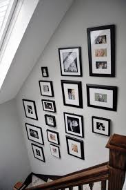 Family Album In Stairway