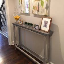small entry table. Narrow Entry Table Small E