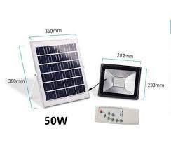 Powerful Solar Flood Lights Amazon Com Amara Solar Powered Flood Lights Remote Control