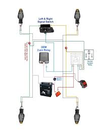 diy hazard kit allbuyer oem 3 pin relay turn signal system wire schematic below
