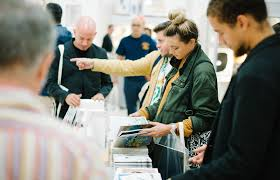 new york art book fair 2018 courtesy bj enright photography and printed matter