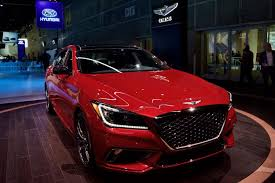 2018 hyundai genesis sedan. brilliant 2018 hyundai decided its genesis needed a spinoff and thus the brand  was born featuring flagship g90 sedan now introducing g80 sedan throughout 2018 hyundai genesis