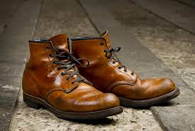 boots beyond the red wing iron ranger