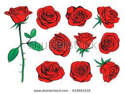 Rose Brush Pack Free Photoshop Brushes At Brusheezy