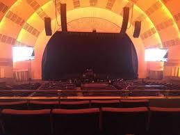 Radio City Music Hall Section 1st Mezzanine 5 Row D