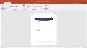 Notes Master In Powerpoint Instructions Teachucomp Inc