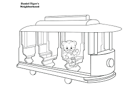 Daniel Tiger Coloring Page O The Owl Tiger Coloring Page Google