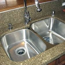kitchen sinks for granite countertops replace undermount sink countertop choosing a your counter