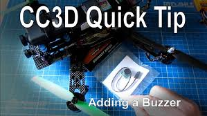 cc3d quick tip adding a buzzer to your model lost model alarm cc3d quick tip adding a buzzer to your model lost model alarm