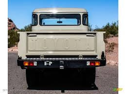 1963 Land Cruiser FJ45 Pickup TLC RestoMod - Beige / Black photo ...