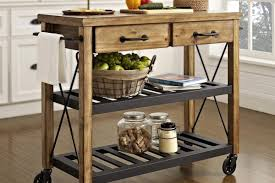 Portable Kitchen Island 6 Portable Kitchen Islands To Solve Your Small Kitchen Woes