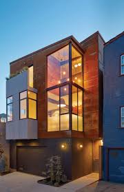 small office building designs inspiration small urban. Two Urban Homes On One Plot Of Land In San Francisco Small Office Building Designs Inspiration D